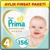 Prima Bebek Bezi Premium Care 4numara 9 14kg...