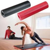 Kamp Minderi 140x50cm Fitness Matı Pilates Minderi 6,5mm Spor Mat