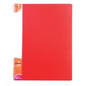 Umix Katalog (Sunum) Dosya Basic 20 Li Kırmızı U1142p Kı