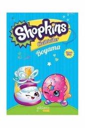 Shopkins Cicibiciler Boyama