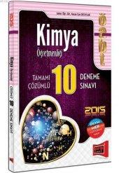 Yargı Kpss Öabt Kimya Öğretmenliği Deneme 10lu