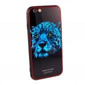 Shaza Apple İphone 6 6s Desenli Rubber Kılıf