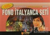 Fono İtalyanca Set (13 Kitap + 6 Cd) Fono Yayınları