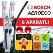 Fiat Punto Evo Muz Silecek (2009 2014) Bosch Aeroe...