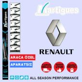 Renault Fluence Muz Silecek Takımı (2010 2017)