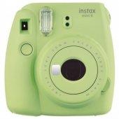 Fujıfılm İnstax Mini 9 Açık Yeşil Kompakt Foto Mak