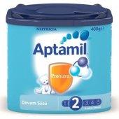 Aptamil 2 Devam Sütü 400 Gr