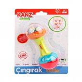 Kanz Eğlenceli Marakas Çıngırak Eğitici Bebek Oyuncak Bj 3230256