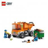Lego City Çöp Kamyonu Eğitici Zeka Geliştiren Oyuncak