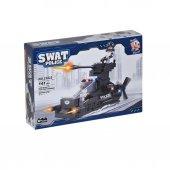 Bricks 141 Parça Swat Bj 310131 23422