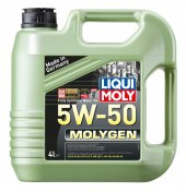 Liqui Moly Molygen 5w50 Yüksek Performans Yeşil Motor Yağı 4lt 2543