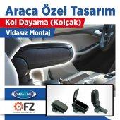 Omsa Hyundai İ20 Araca Özel Kol Dayama Kolçak Siyah 2015 Üzeri