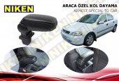 Niken Araca Özel Opel Astra G Vidasız Kol Dayama Kolçak Siyah 1998 2003