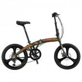 Mosso Marine 20 2d 20 Jant 7 Vites Disk Frenli Katlanır Bisiklet