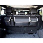 Araba Oto Bagaj Düzenleyici Organizer Araç İçi Çanta Araç Bagaj