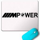 Bmw M Power Sport Logo M Sport F30 G30 F10 F11 Mouse Pad