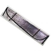 Araba Güneşliği Metalize 126x60cm