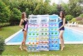 Bardaklı Transparan Şisme Deniz Havuz Yatağı Yetişkin Ve Çocuk 2