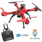 Fx176c1 Wifi Kameralı Drone Gps Destekli Quadcopter Pro Helikopte