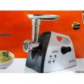 2000 Wat Et Kıyma Makinası An 2000 Zırh