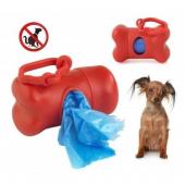Köpeğiniz İçin Kaka Poşetliği Ve Yedek Poşet