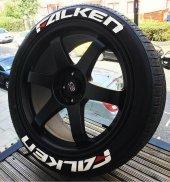 Yeni Ürün Orjinal Falken 3d Lastik Yazısı Garantili Atmaz Ve Solm