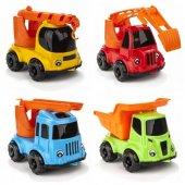 Pilsan Süper Trucks Kamyonlar Erganomik Tasarım Dayanıklı 07 65