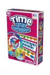 Ks Games Time Zamanı Öğreniyorum