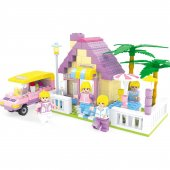 Fairyland Bricks 270 Parça Lego Seti