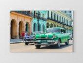 Renkli Şehir, Renkli Arabalar Tablosu