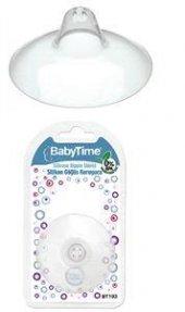 Baby Time Silikon Göğüs Koruyucu