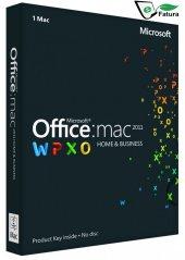 Macbook İçin Office Home And Business 2011 Dijital Lisans