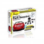 Automix Park Sensörü Sesli İkazlı Beyaz