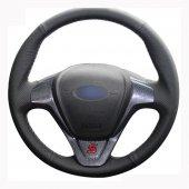 Ford Fiesta 2008 2013 Araca Özel Direksiyon Kılıfı...