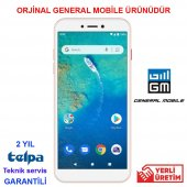 General Mobıle Gm 9 Go Dual Gold (General Mobile G...