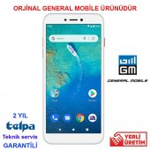 General Mobıle Gm 9 Go Silver (General Mobile Garantili)