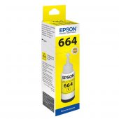 Epson 6644 70 Ml. Orijinal Y Yellow Mürekkep