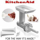 Kitchenaid Stand Mikser Sucuk Sosis Yapma Aksesuarı