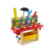 Wooden Toys Ahşap Küçük Ustanın Tamir Seti