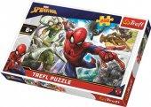 Trefl Marvel Spider Man Puzzle 200 Parça