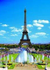 Trefl Puzzle 1500 Parça Eyfel Kulesi