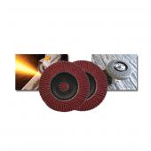 Flap Disk 115x22 Alüminyum A 60 Kum