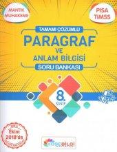 8. Sınıf Lgs Paragraf Ve Anlam Bilgisi Soru Bankası Köşebilgi Yay