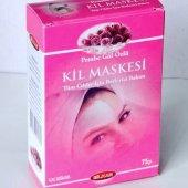 Kil Maskesi Gül Özlü 75gr