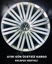 15 İnç Volkswagen Jant Kapağı 4 Lü Set A+ Kalite...
