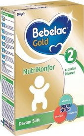 Bebelac Gold 2 Nutrikonfor Devam Sütü 300 G Skt 01 2020