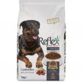 Reflex Kuzu Pirinçli Yetişkin Köpek Mamasi 3 Kg...