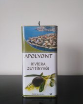 Apolyont Riveria Zeytinyağı 5000 Ml