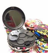 Aynalı Cüzdanmatik Bozuk Para Kutusu