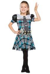 Monster High Frankie Kostüm 7 9 Yaş